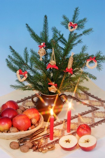 Stock Photo: 1848R-309123 Christmas decoration