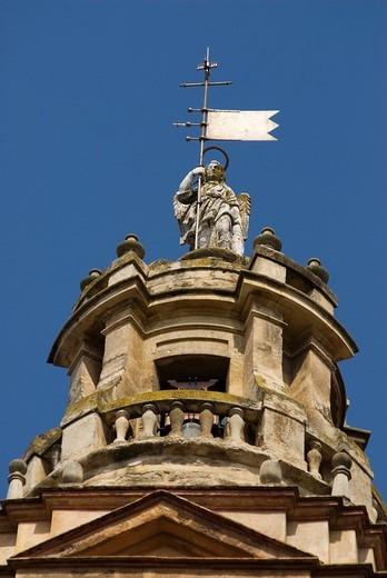 Stock Photo: 1848R-309595 Tower of the Mesquita, Cordoba, Andalusia, Spain