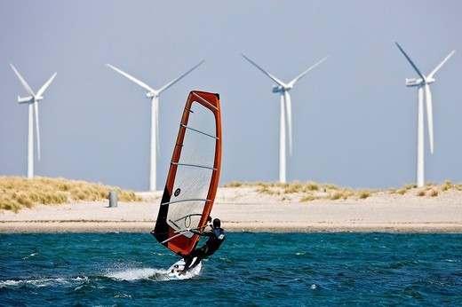 Windsurfing : Stock Photo