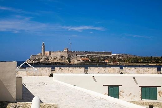 Castillo del Morro, Havana, Cuba : Stock Photo
