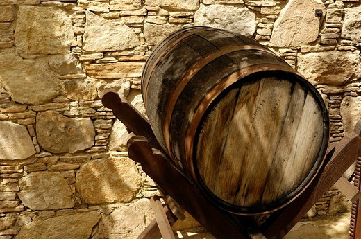 Wine barrel : Stock Photo