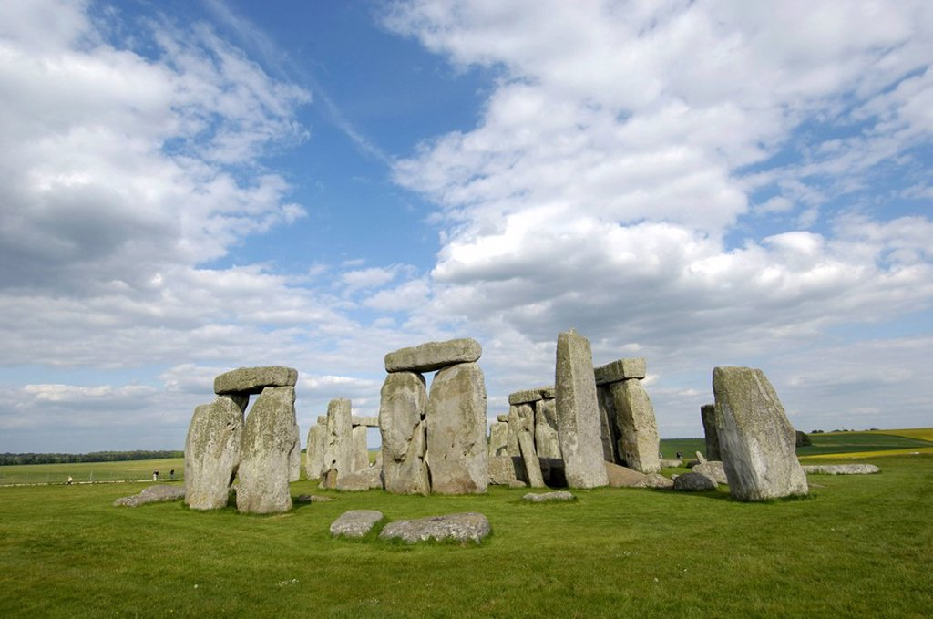 Stonehenge Wessex England Great Britain : Stock Photo