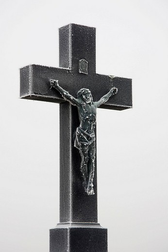 Crucifix, Constance County, Baden_Wuerttemberg, Germany, Europe : Stock Photo