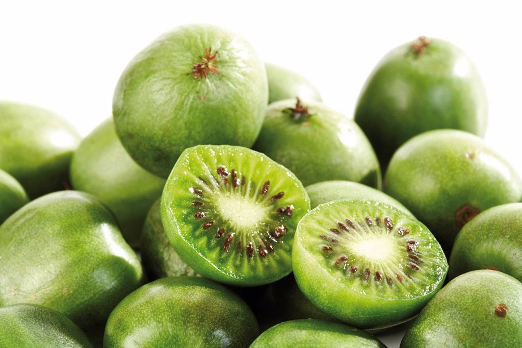 Stock Photo: 1848R-381061 New Zealand kiwifruit