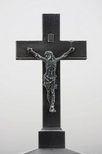 Stock Photo: 1848R-386076 Crucifix, Constance County, Baden_Wuerttemberg, Germany, Europe