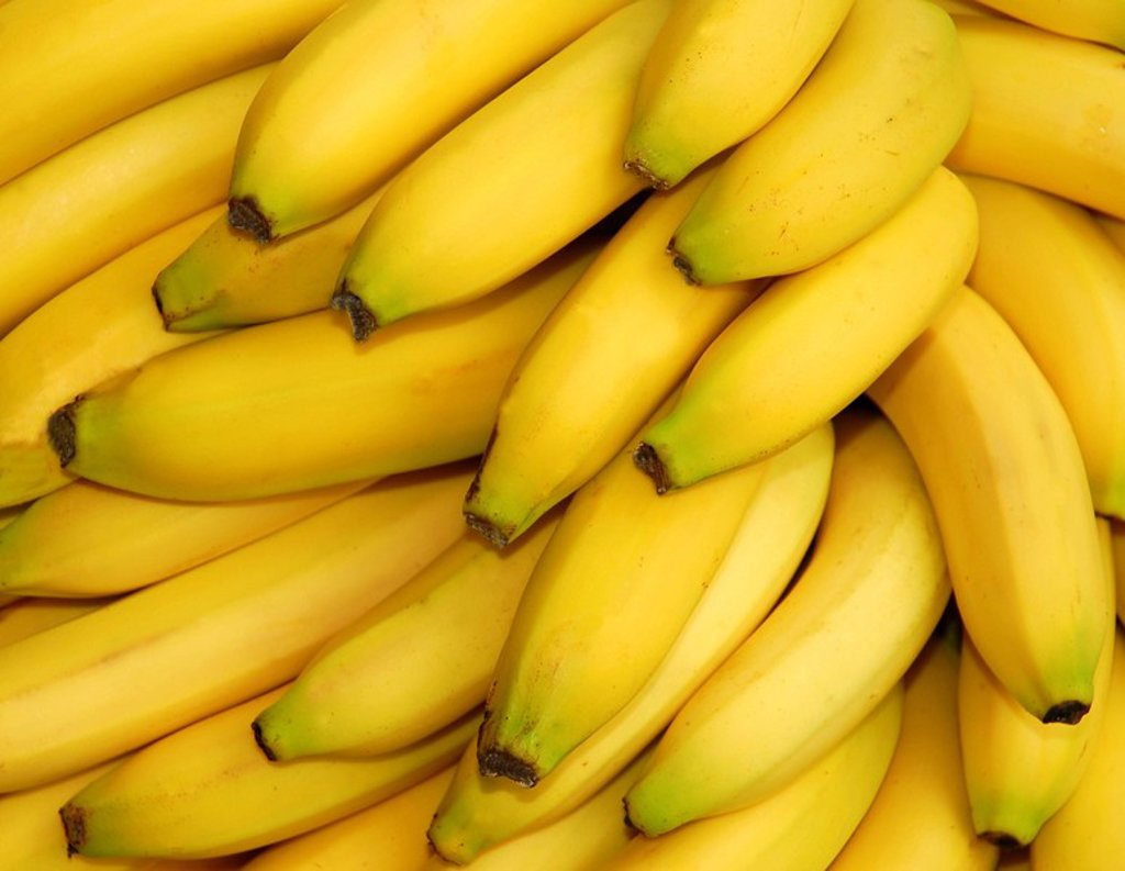 Stock Photo: 1848R-388105 Bananas