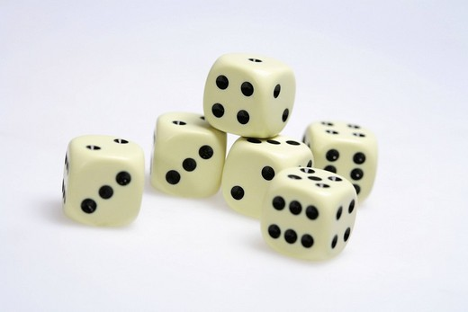 Dices : Stock Photo