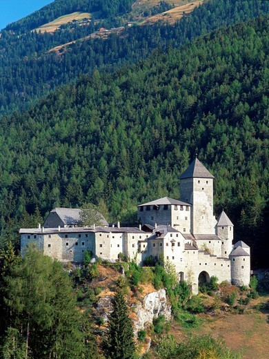 Stock Photo: 1848R-399480 Sand in Taufers Castle, Tauferer Ahrn Valley, Bolzano-Bozen, Italy, Europe