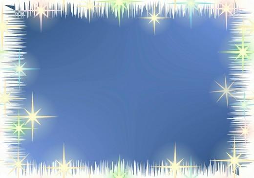 Christmas card, illustration : Stock Photo
