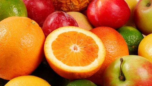 Various fruit : Stock Photo
