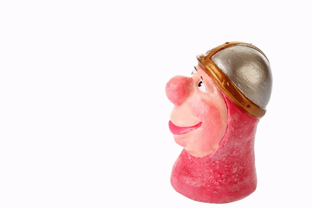 Stock Photo: 1848R-638217 Cartoon character, The Knight