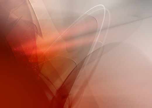 Abstract image of red and gray lines and lights : Stock Photo