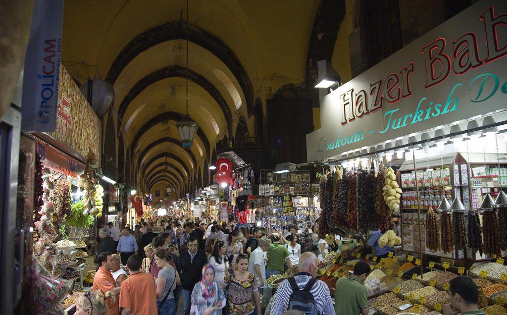 Stock Photo: 1850-30630 Turkey Istanbul, Sultanahmet
