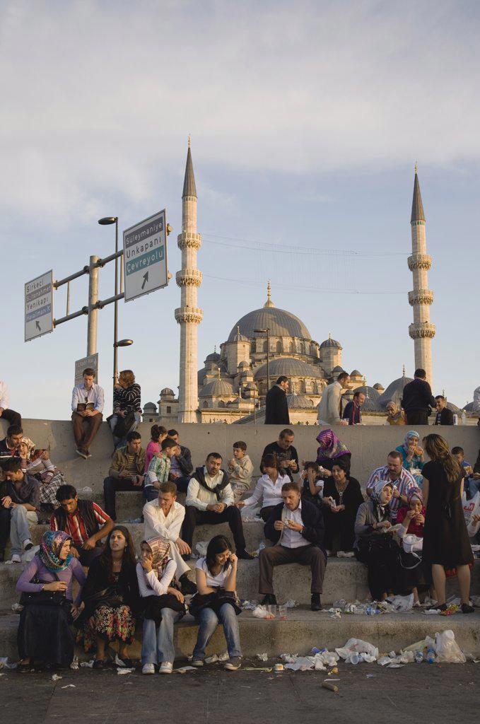 Stock Photo: 1850-30899 Turkey Istanbul, Sultanahmet