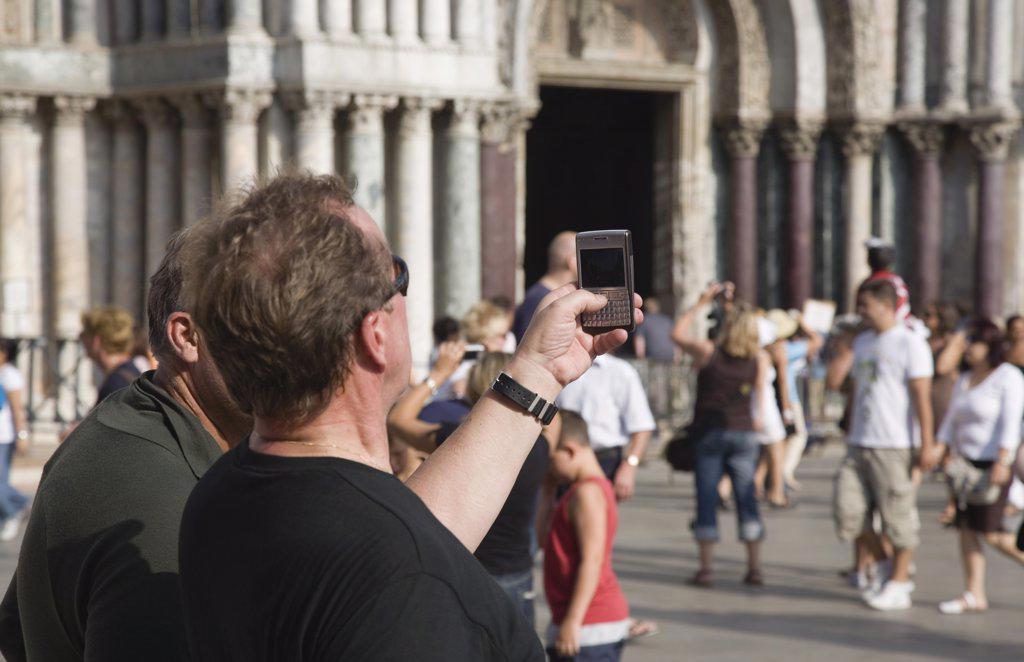 Italy Veneto Venice, Centro Storico  St : Stock Photo