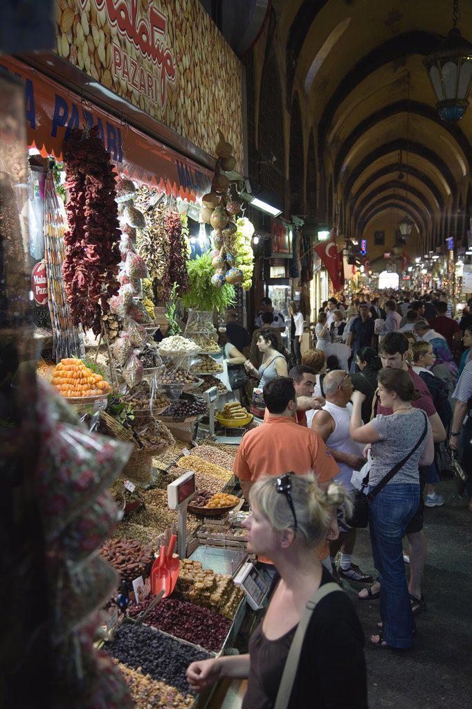Turkey Istanbul, Sultanahmet : Stock Photo