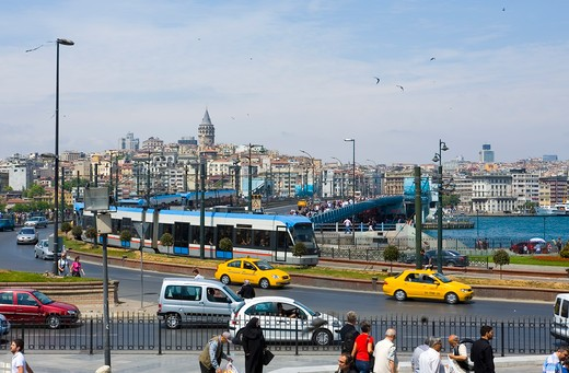 Centre of Istanbul : Stock Photo