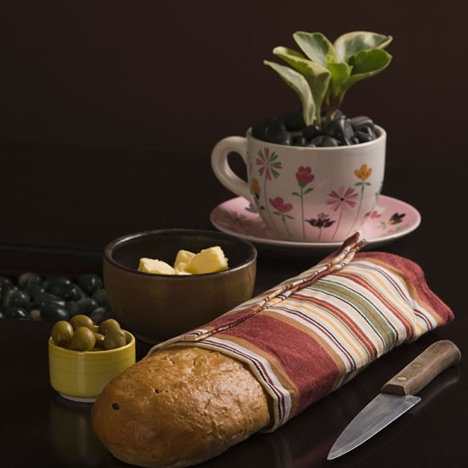 Close-up of assorted food : Stock Photo