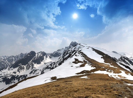 Stock Photo: 1885-14046 Poland, , Tatra Mountains - Zakopane, Mountainscape in the High Tatras