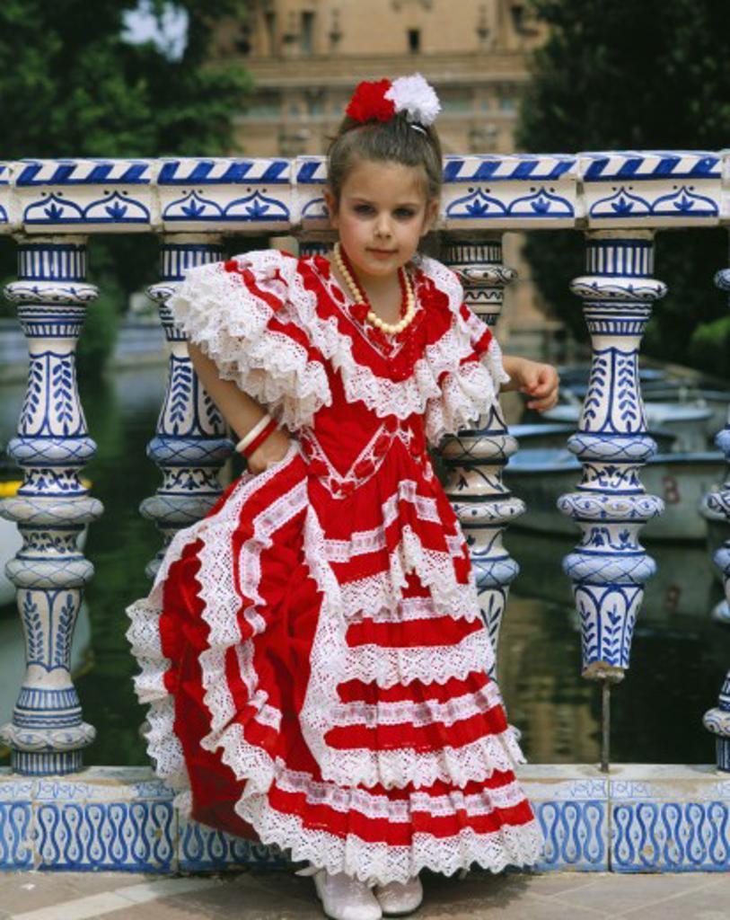 Spain, Andalucia, Seville, Feria (April Fair), , ,  : Stock Photo