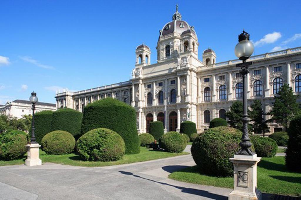 Stock Photo: 1885-25548 Austria, Vienna, Kunsthistorisches Museum - Museum of Art History