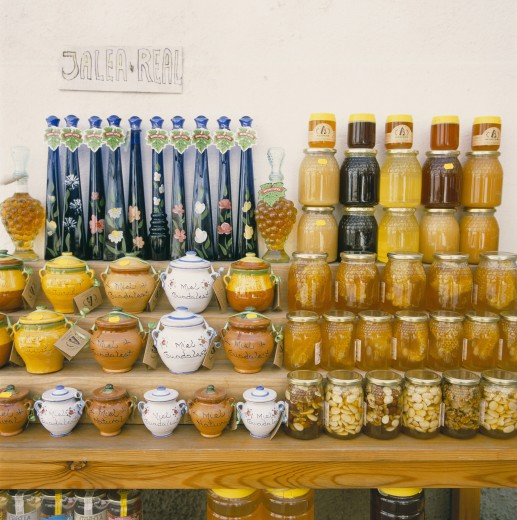 Spain, Valencia Region, Food & Drink, Regional Produce : Stock Photo