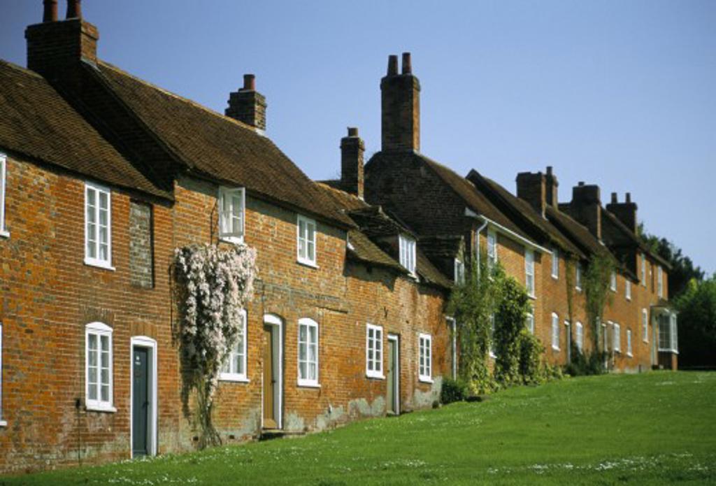 UK - England, Hampshire, New Forest, Buckler's Hard : Stock Photo