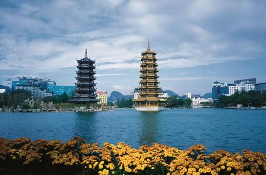 Guilin,China : Stock Photo