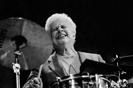 Stock Photo: 1886-53899 TITO PUENTE performs at the MONTEREY JAZZ FESTIVAL - MONTEREY, CALIFORNIA