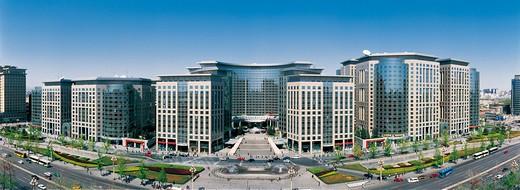 Stock Photo: 1886-58427 Plaza,Beijing