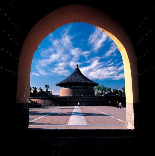 Stock Photo: 1886-58680 Temple Of Heaven