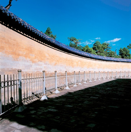 Stock Photo: 1886-58697 Temple Of Heaven