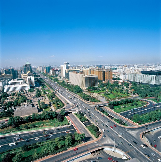 Stock Photo: 1886-58747 Cityscape,Beijing,China