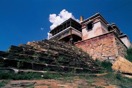 Stock Photo: 1886-59321 Temple,China