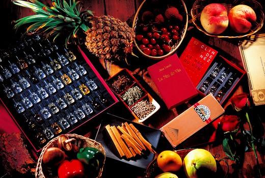 Stock Photo: 1886-59656 Fruits