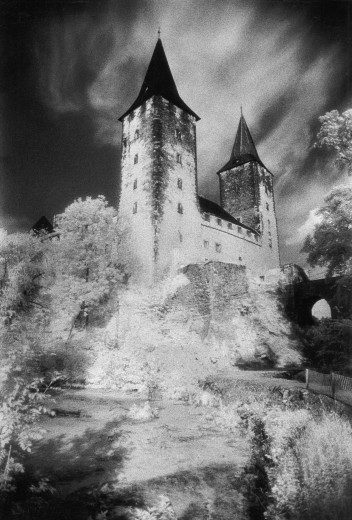 Burg Rochlitz, Sachsen, Germany : Stock Photo
