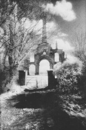 Connolly's Folly, Celbridge, County Kildare, Ireland : Stock Photo