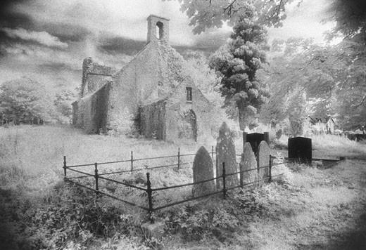 Graveyard, Castlelyons, County Cork, Ireland : Stock Photo