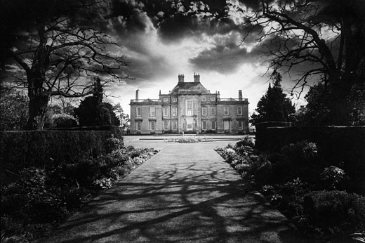 Culverthorpe Hall, Lincolnshire, England : Stock Photo