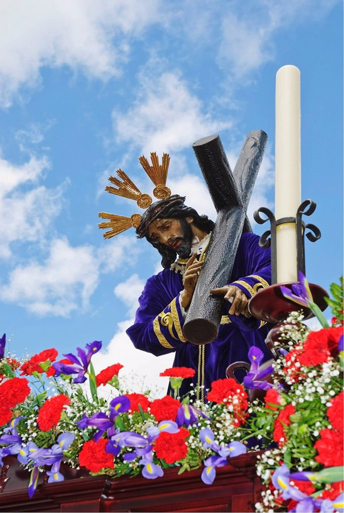 Holy week, Andalucia, Spain : Stock Photo
