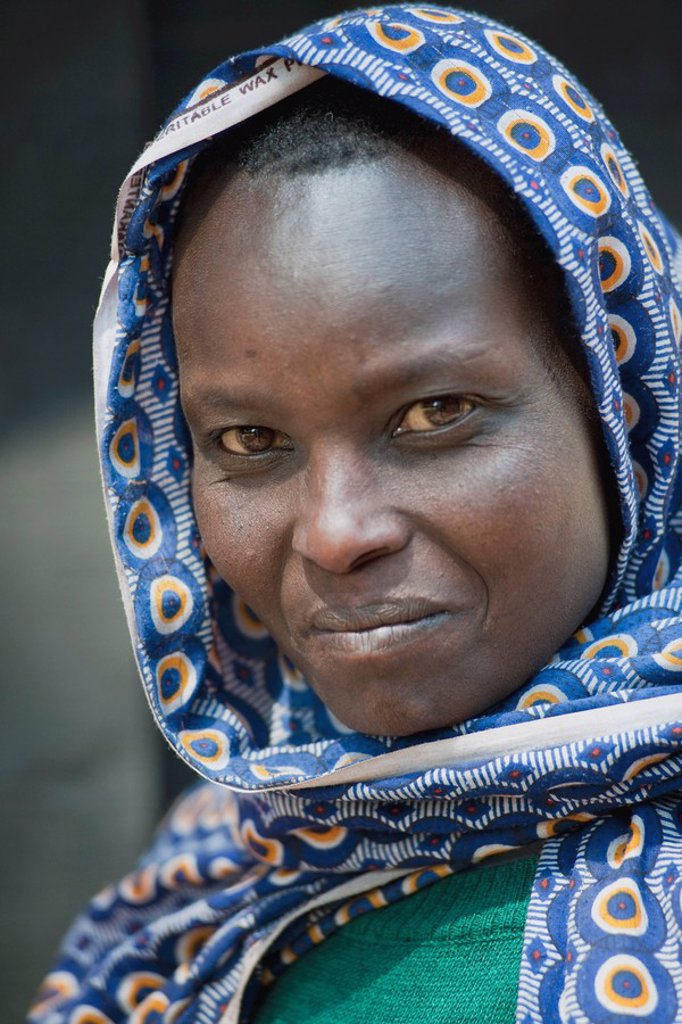 Woman in Kenya, Africa : Stock Photo