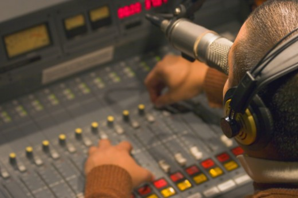 Stock Photo: 1889R-10381 In the studio