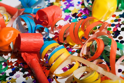 Party supplies : Stock Photo
