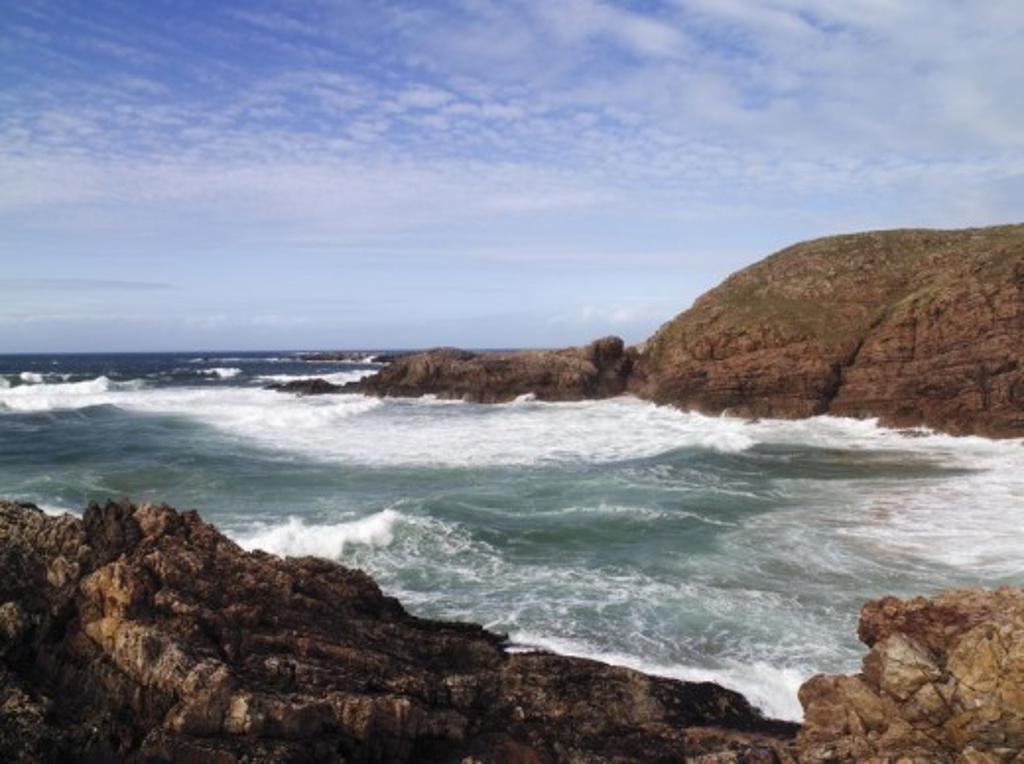 Stock Photo: 1889R-11069 Seascape in Ireland