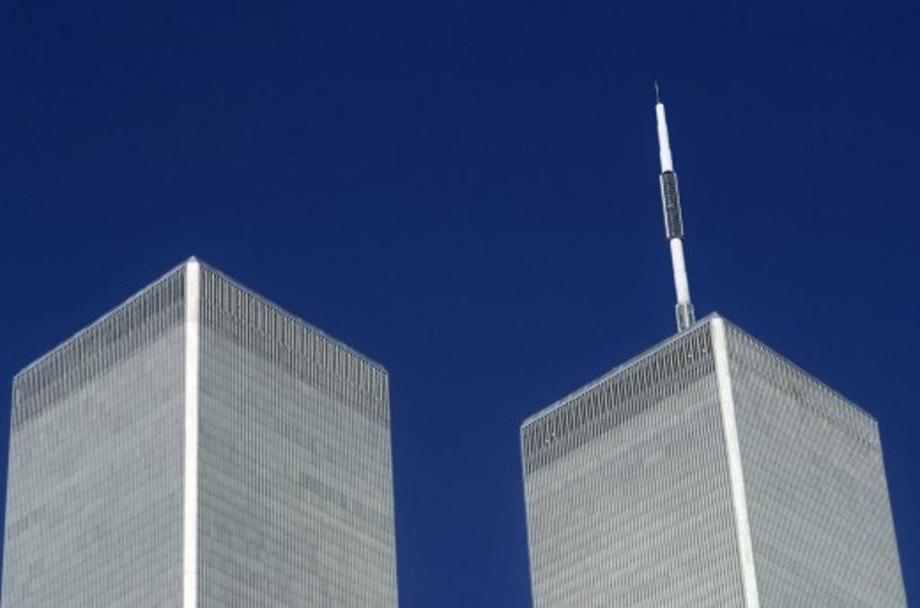 Top of the World Trade Center, New York City, USA : Stock Photo