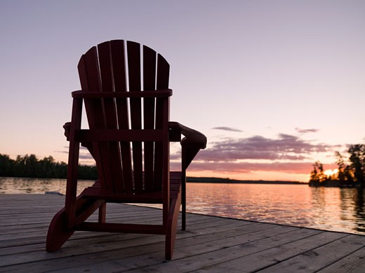 Lake of the Woods, Ontario, Canada : Stock Photo
