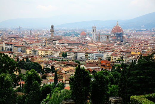 Stock Photo: 1889R-16706 Florence, Italy