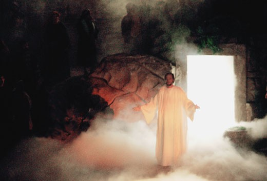 The resurrection : Stock Photo