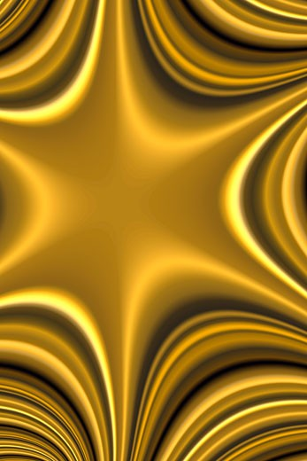 Stock Photo: 1889R-26393 Golden abstract