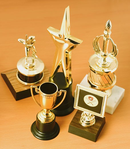 Awards : Stock Photo